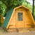 Lee Valley Sewardstone Camping Pod