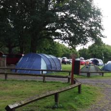 Lee Valley Sewardstone Campsite